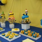 Minion Sweet Table